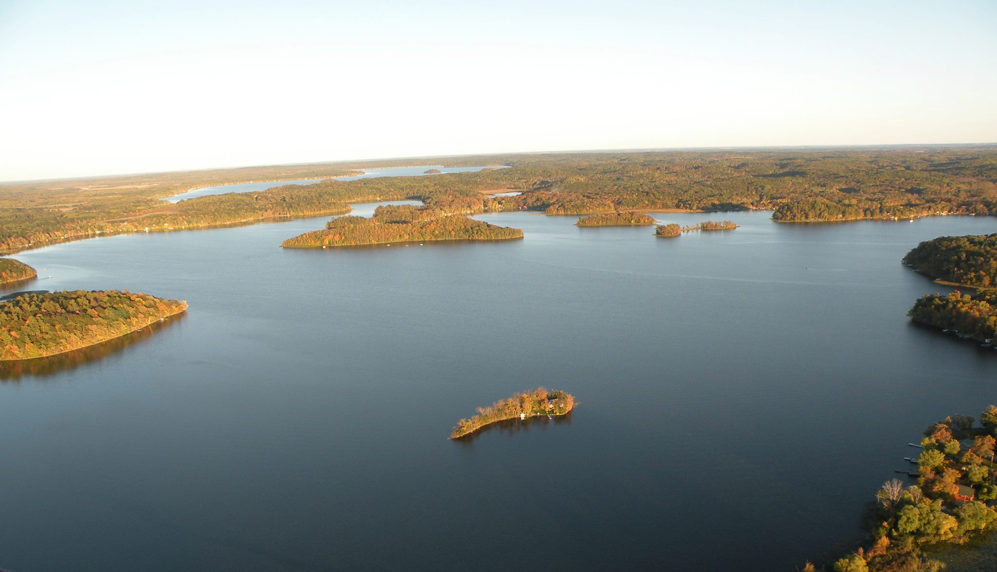 private cabin on fish trap lake mn sams island cabin